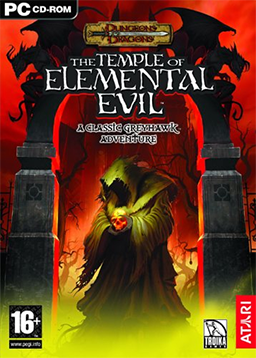 The Temple of Elemental Evil (video game)