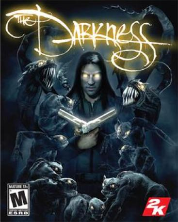 The Darkness game cover art