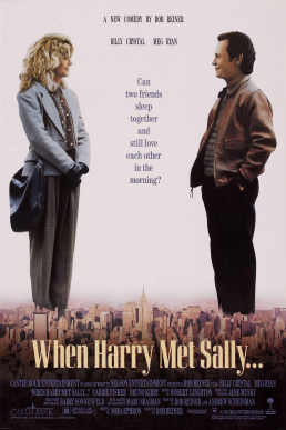 Harry Met Sally Movie Poster