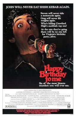 Happy Birthday To Me Film Wikipedia
