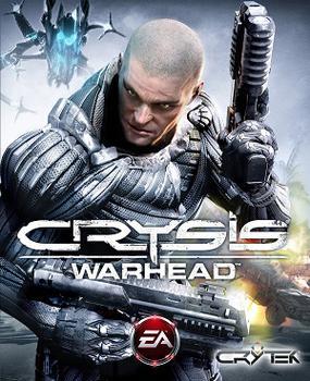 Crysis Warhead box art