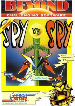 Spy vs. Spy (video game)