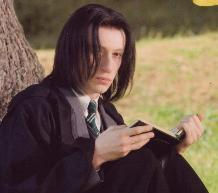 Teenage Severus Snape (Alec Hopkins) in Harry ...
