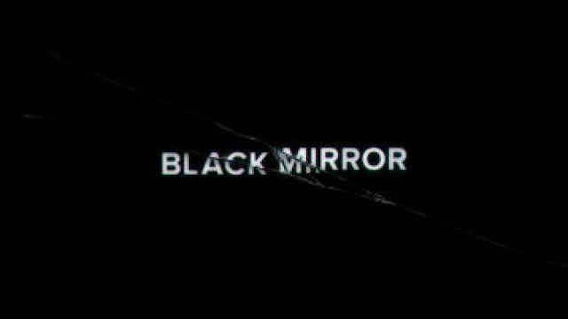 BlackMirrorTitleCard - Séries que quero começar em 2017