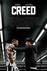 Poster for 2016 sports drama Creed