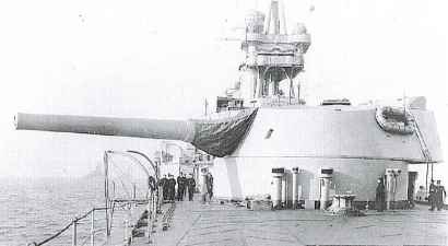 Mk I naval gun, Top Ten Biggest Guns Ever Made In History