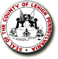Seal of Lehigh County, Pennsylvania