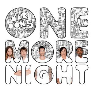 """Résultat de recherche d'images pour """"maroon 5 one more night"""""""