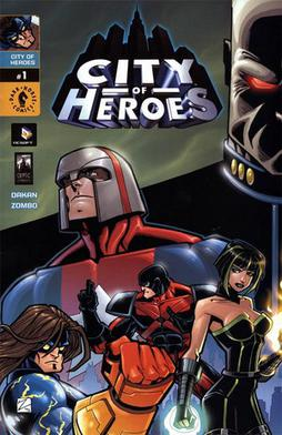 Dark Horse promotional comic cover