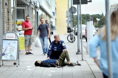 2017 Turku Attack Wikipedia