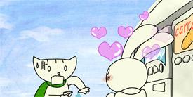 Doki and Nabi meet, and Doki falls in love at ...