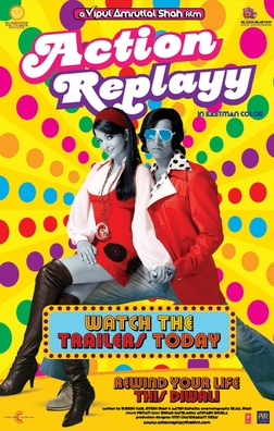 Action Replayy film poster