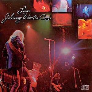 Live Johnny Winter and