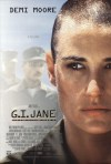 Film poster for G.I. Jane - Copyright 1997, Ho...
