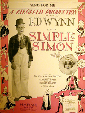 Simple Simon (musical)