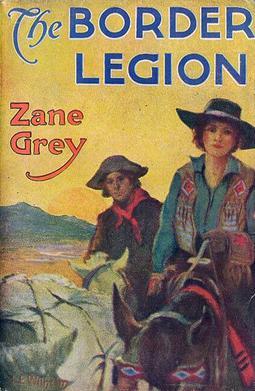 The Border Legion Wikipedia