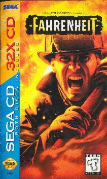 Fahrenheit (1994 video game)