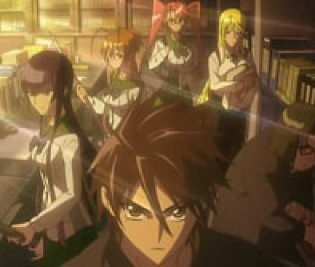 List Of Highschool Of The Dead Characters