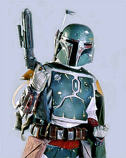 Boba Fett, the most well-known Mandalorian in ...