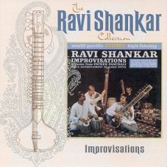 Improvisations (Ravi Shankar album)