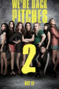 Poster for 2015 comedy sequel Pitch Perfect 2