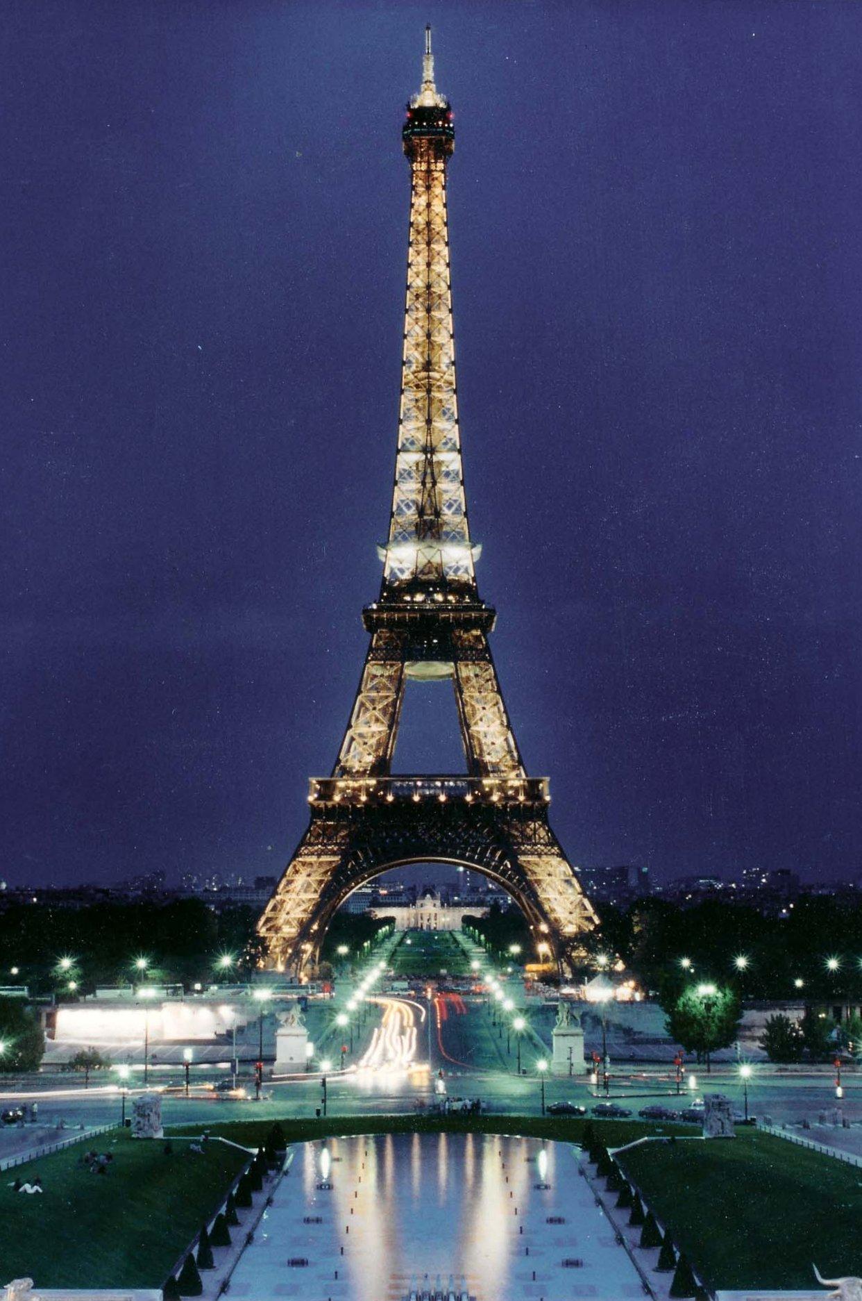 File Paris France