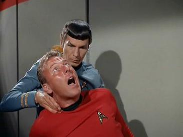 Vulcan grip of death