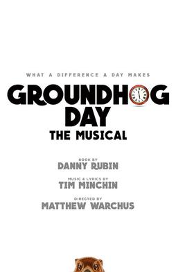Groundhog Day Musical Wikipedia