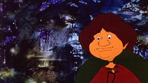 Sam in Ralph Bakshi's animated version of The ...