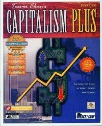 Capitalism Plus retail box cover.