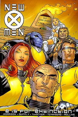 X-Men Reading Guide