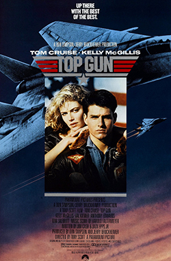 Top Gun (Paramount Pictures - 1986)
