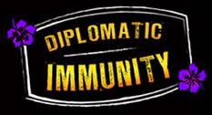 The title of Diplomatic Immunity