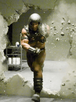 Vinnie Jones as the Juggernaut in X-Men: The L...
