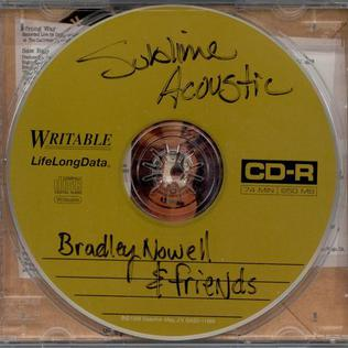 Sublime Acoustic Bradley Nowell Friends Wikipedia