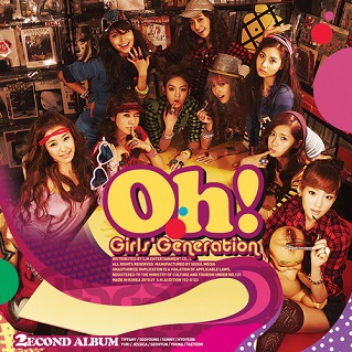 Oh! Girl Generation