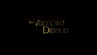 The Vampire Diaries title card