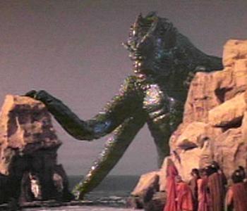 The Kraken comes to claim Andromeda