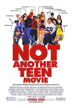Not Another Teen Movie poster Good Boy Dog Names For Pitbulls