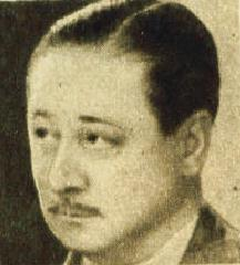Robert Benchley as most will remember him.