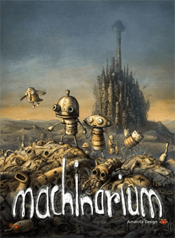 Machinarium cover art