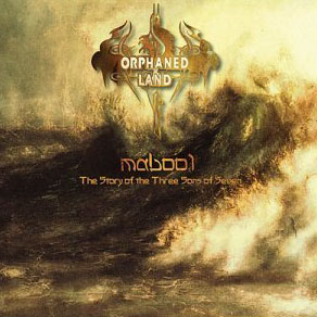 Orphaned Land - Mabool cover art