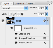 Smart Objects display filters without altering...