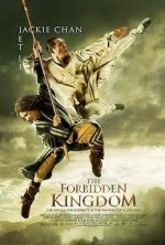 The Forbidden Kingdom movie poster.