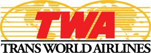 The final TWA logo