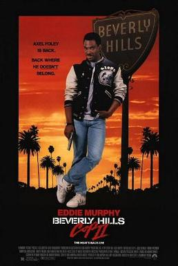 Beverly Hills Cop II (Paramount Pictures - 1987)