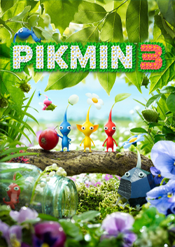 Pikmin 3 box artwork.png