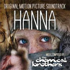 Cover art for the movie soundtrack to Hanna, by Chemical Brothers