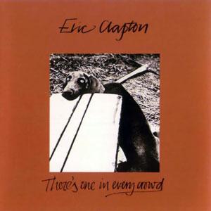 capa de LP de Eric Clapton