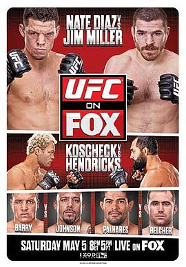 File:UFC on FOX 3.jpg